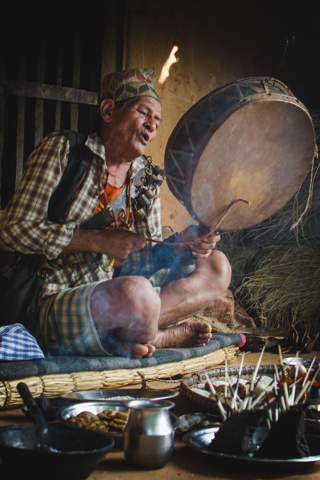 shaman-nepal-katemada-photography